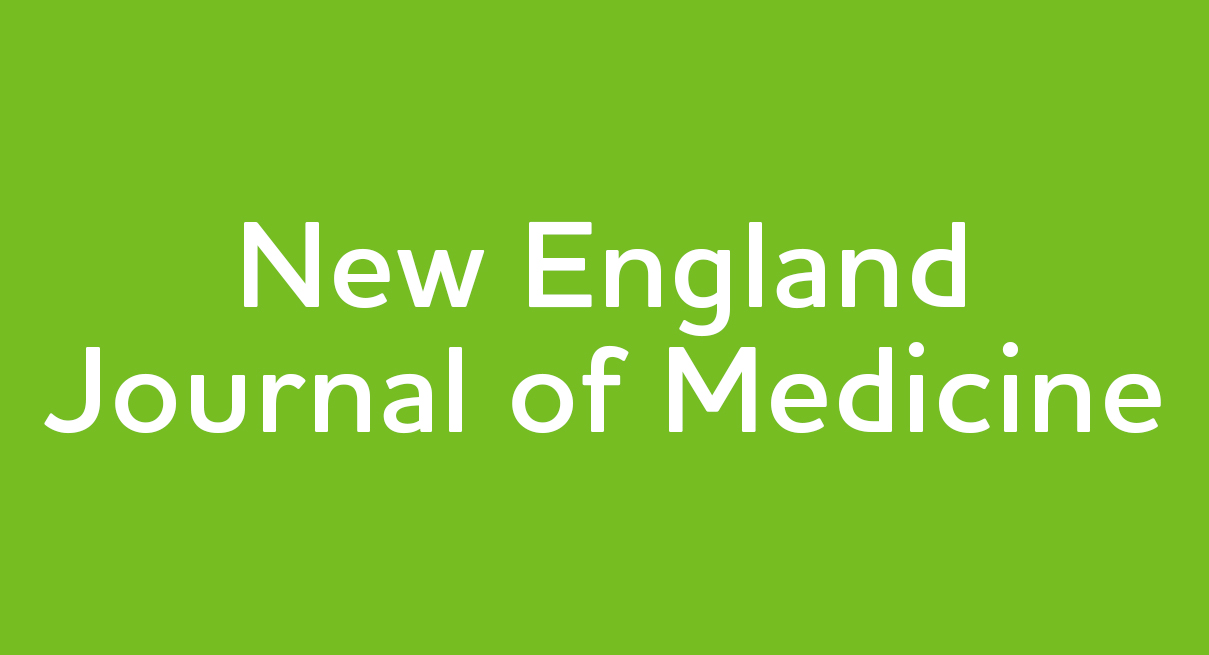 Graphic: New England Journal of Medicine